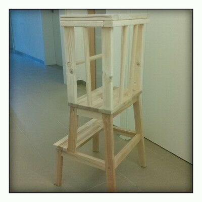 **NEU Der Sichere Learningtower Lernturm Sauerlandtower Montessori Kidstower**