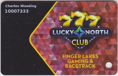 Finger Lakes Gaming Casino Slot Players Cards
