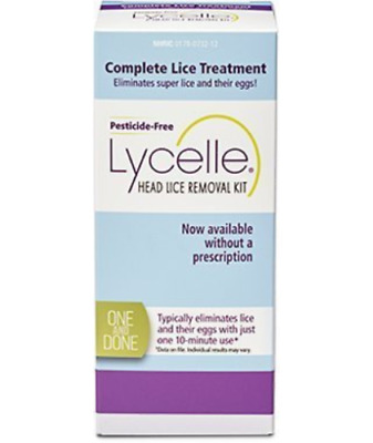 3 each Lycelle Head Lice Removal Kit, Pesticide Free