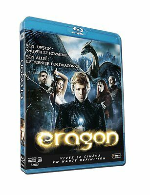 Blu Ray ERAGON Edward Speleers  NEUF sous cellophane