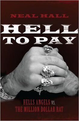 HELL TO PAY Hells Angels vs. The Million-Dollar Rat  Biker 1%er MC Harley NEW
