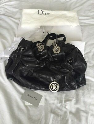 Authentic Dior Leather Bag