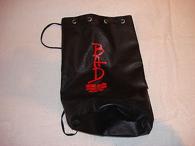 Michael Jackson Bad Tour Official Wembley 1988 Promo Tour Bag Mega Rare