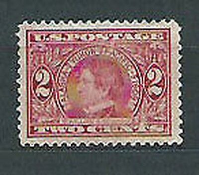 United States - Mail 1909 Yvert 180 ( ) Mng