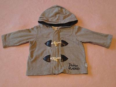 Peter Rabbit Gorgeous Little Ones Hooded Jacket, Size 0