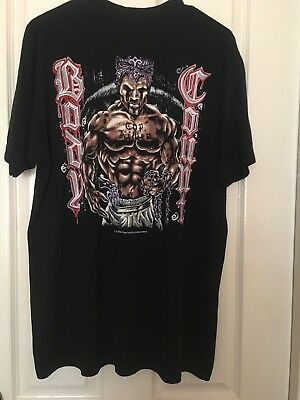 Vintage Original T-Shirt XL Body Count Ice-T 1996 Official licensed product