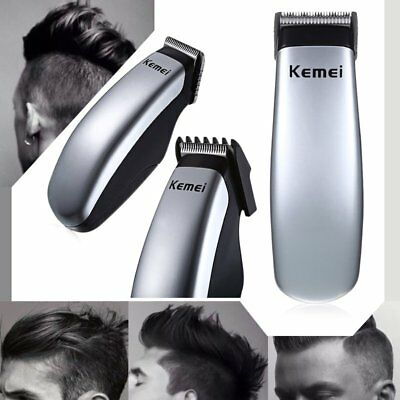 KEMEI KM-666 Professional Beard Hair Trimmer Hair Cutter Electric Hair Clipper F