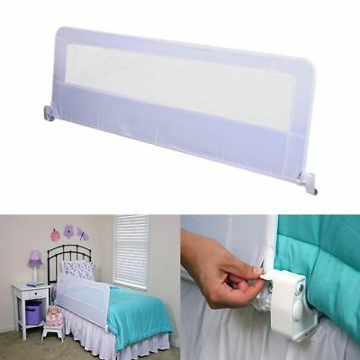 Toddler Bed Rail Baby Safety Guard Bedrail Kids Infant Crib Side Protector New