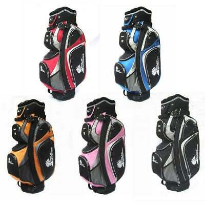 PALM SPRINGS GOLF 14 Way Full Length Divider Cart Bag