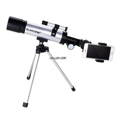 New 60X Portable Monocular Astronomical Refractor Telescope Very Clear Images 02