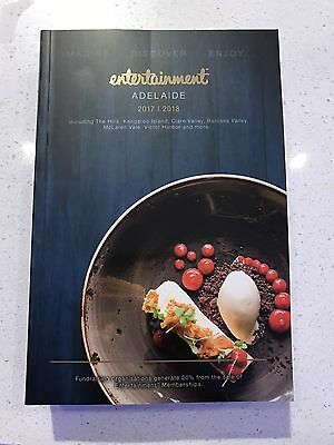 Entertainment Book Individual Vouchers Adelaide 2017/2018