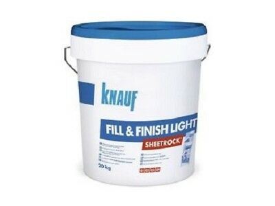 knauf sheetrock spachtelmasse 20kg base filler eur 25 00 picclick de. Black Bedroom Furniture Sets. Home Design Ideas