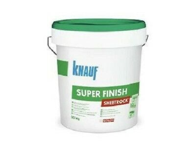 KNAUF SHEETROCK Spachtelmasse 20kg  SUPER FINISH