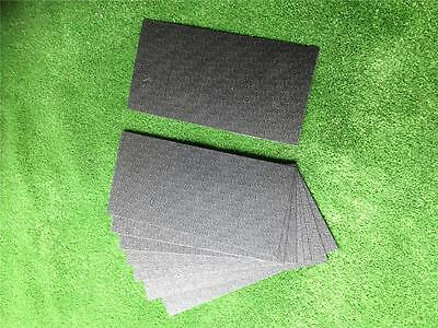 1Mm Abs Plastic Sheets X 8  Crafts, Plastic Welding, Vacuum Forming Cars Marine