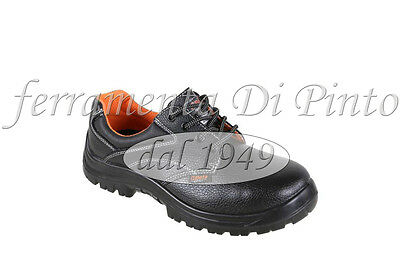 Safety Shoes Italy Work Low N 39 - 46 Tip Foil Beta 7241E