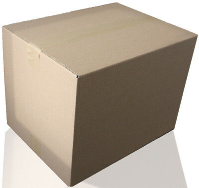 Royal Mail Small Parcel Packaging Shipping Mailing Boxes 25 12x9x2 Single Wall Cardboard Box 305 mm x 229 mm x 51 mm