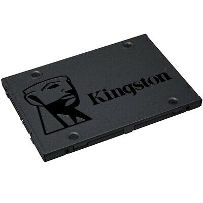 SSD Festplatte intern 2,5Zoll Kingston A400 120GB SATA III für Notebook Laptop