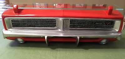 Charger Front End Wall Shelf