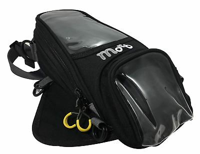 Trekker Motorcycle Motorbike Mini Tank Bag 2 With Extra Strong Handles