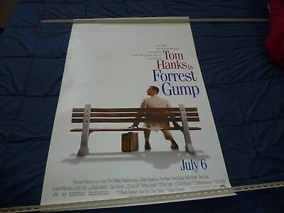 "FORREST GUMP (1994) Tom Hanks - Original 27"" x 40"" Poster"