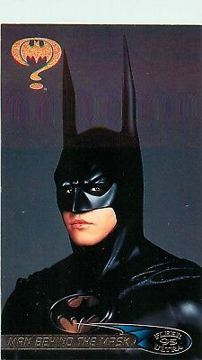1995 Fleer Ultra Dc Batman Forever - Pick / Choose Your Cards