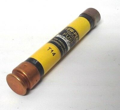 Bussmann LPS-RK20SP Low-Peak Dual Element Time-Delay Fuse