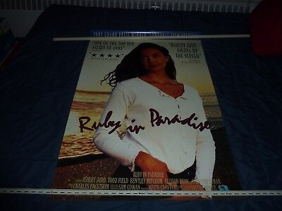 "RUBY IN PARADISE - Ashley Judd - Original Poster - 27"" x 40"""