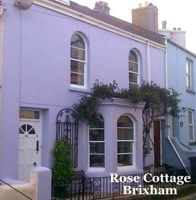 Lovely Holiday Cottage-Devon Coast-Beach-Harbour-Sleeps 6-Dogs Welcome-Brixham
