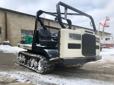 2010 Terex ST50 Utility Vehicle Rubber Track RTV Diesel 50 Hp. LOW Hours