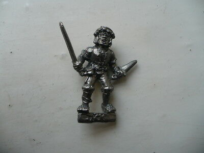 Citadel Warhammer classic 80s Empire Fighter Barbarian Executioner oop