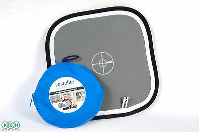Lastolite EzyBalance Calibration Card W/ Instructions and Pouch