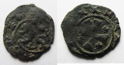 ZURQIEH -as2277- CRUSADERS, Lusignan Kingdom of Cyprus. Anonymous. Time of Janus