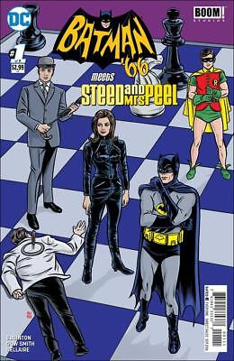 Batman 66 Meets Steed And Mrs Peel (2016)   #1 to 6 Complete  NM- to NM/M