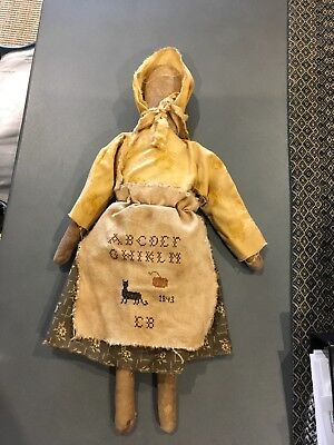Colonial doll no 2