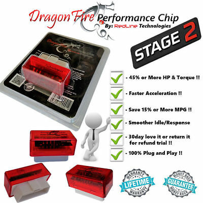 PERFORMANCE CHIP POWER Tuning Programmer Stage 2 Fits 2016