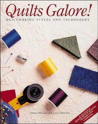 Hobbies - Needlework & Quilting: Quilts Galore: Quiltmaking Styles and