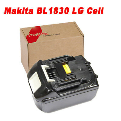 Makita Battery BL1850 18V 5.0Ah LG Cell Li-Ion LXT US New 194309-1