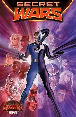Marvel Secret Wars #3 First Print