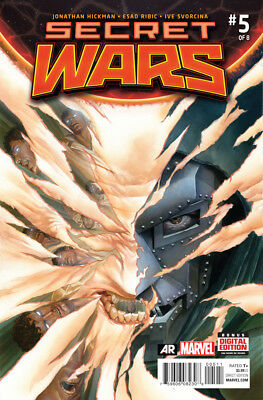 Marvel Secret Wars #5 First Print