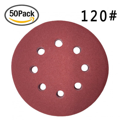 Hook And Loop Sandpaper Assortment For Random Orbital Sander Durable Anti Static