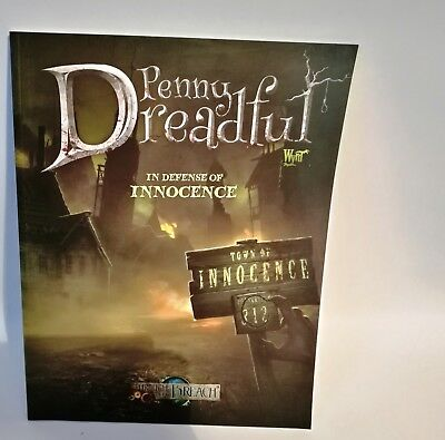 Malifaux Roleplay Penny Dreadful In Defence of innocence Abenteuer english Wyrd