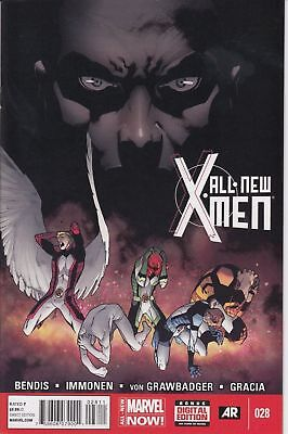 Marvel All New X-Men #28 1St Print