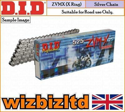 DID Silver ZVMX Motorcycle Chain Yamaha WR250 FN (Enduro Version) 2001 CHD442S