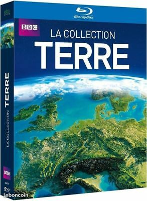 La Collection TERRE Coffret 5 Blu Ray NEUF sous cellophane