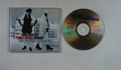 Bobby Brown (Duet With Whitney Houston) Something In Common EU CDSingle 1993