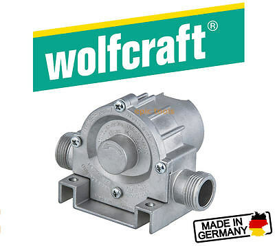 WOLFCRAFT METAL 3000L/Hour Self Priming Drill Hose Pump For Liquids,Water, 2200