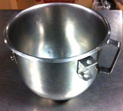 Globe SP5 Commercial Mixer 5 Quart Replacement Mixing Bowl Stainless Steel Lift
