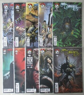Darkness Vol. 3 #1-10 Complete (10 Comics) VF-NM