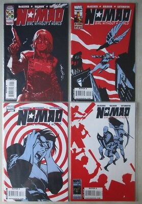 Nomad - Girl Without a World #1-4 Complete (4 Comics) VF-NM