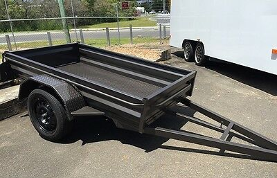 Brand New BOX TRAILERS - Ready  To Tow Away Today!!!!! From $995